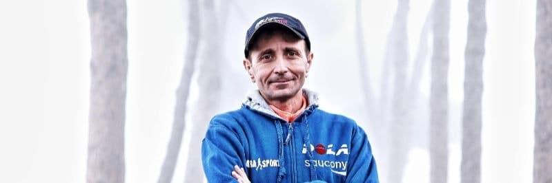 giorgio calcaterra running