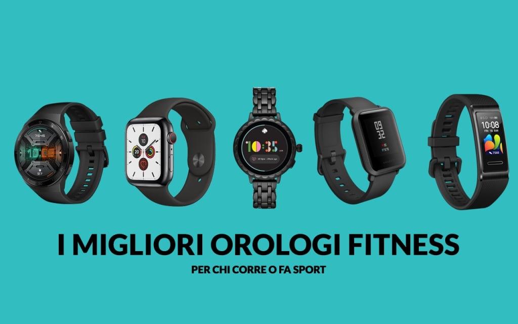 il migliore orologio fitness